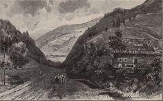 In vale la Iacobeni