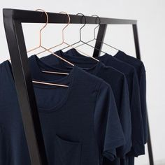 We changed over from cotton to organic cotton in our tencel® collection. As you may know, the t-shirts of our Tencel collection were made of 67% Tencel® and 33% cotton. In order to be one step closer to build a more sustainable brand, we made the decision to use only organic cotton for the next shirts. #funktionschnitt #wearthedifference #tencel #organiccotton #slowfashion #fairfashion #grünemode #basics #essentials #bluetee #teewithpocket #pocket #tshirt #cozy #silky #soft