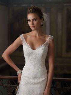 Mon Cheri Dalilia #213260 Wedding Dress $1,030