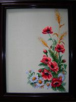 ru / Photo # 5 - Plans to my paintings - logopedd Felt Embroidery, Cross Stitch Flowers, Cross Stitch Charts, Pattern Making, Needlepoint, Planting Flowers, Needlework, Diy And Crafts, Album