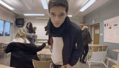 McCann Stockholm For the Swedish Educational Broadcasting Company UR, we produced an eye-opening anti-bullying VR experience. Virtual Reality Education, Vr Games, Find Work, Anti Bullying, Teen, Gaming, School, Videos, Videogames