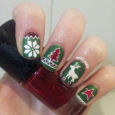 Nail, nails #beauty #fashion #nails