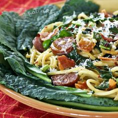 Finally, a simple way to make a healthier spaghetti meal that the entire family will enjoy.