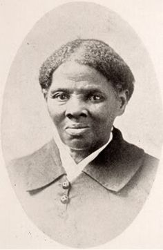 Harriet Tubman was a very brave woman. She helped slaves escape by inventing the under ground rail road.