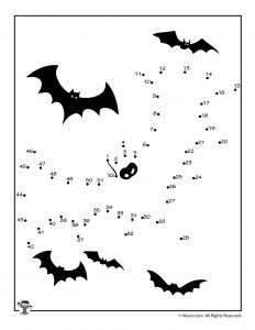 Halloween Dot to Dots Printables Theme Halloween, Halloween Words, Halloween Activities For Kids, Youth Activities, Halloween Games, Printable Halloween Decorations, Dot To Dot Printables, Arts And Crafts Interiors, Learn Art
