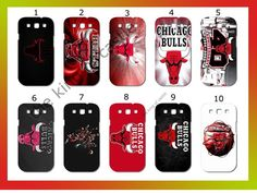 images of CHICAGO BULLS BASKETBALL TEAM | Chicago Bulls Basketball team Hard Cover case for SIII S3/i9300 10pcs ...