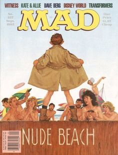 mad magazine in Books, Comics and Magazines Mad Magazine, Magazine Images, Magazine Covers, Magazine Articles, Magazine Rack, Alfred E Neuman, Foto Glamour, American Humor, Mad World