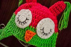Areia: GORROS DE ANIMALITOS Gorro de buho para bebe Crochet Hats, Blog, Crafts, Inspiration, Beanies, Knitting Hats, Biblical Inspiration, Manualidades, Blogging