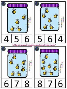 (2018-02) 5-8 Math Bingo, Math 2, Tracing Worksheets, Visual Motor Activities, Preschool Activities, Activities For Kids, Kindergarten Centers, Math Centers, School Frame