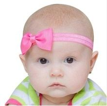 Accessories Girls' Baby Clothing Baby Girl Lovely Dot Bow Elastic Hairband Headwear Accessories Makeup Kids Baby Girl Headband Cheap Sale Warm And Windproof