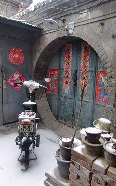 Beijing hutongs  | In #China? Try www.importedFun.com for award winning #kid's #science |