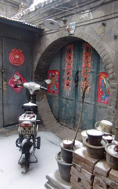 Beijing hutongs  | In #China? Try www.importedFun.com for award winning #kid's #science |