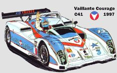 Automotive Art, France, Car Girls, Funny Cartoons, Le Mans, Hot Cars, Cars And Motorcycles, Race Cars, Racing