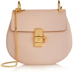 Chlo¨¦ Drew small textured-leather shoulder bag (7 295 PLN) via ...