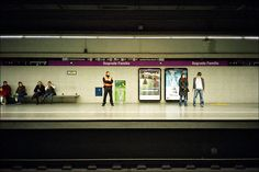Barcelona Metro.