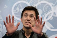 Live coverage: Canada's Patrick Chan goes for gold in skating in Patrick Chan, Going For Gold, Male Figure, Winter Olympics, Figure Skating, The Man, Short Men, February 13