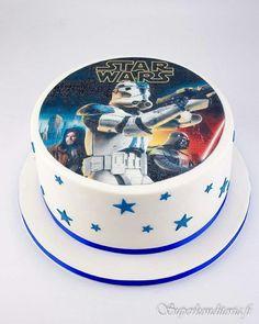 Star Wars kakku  www.superkonditoria.fi
