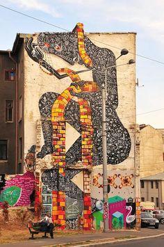 Obie Platon & Irlo - Pop Prince character Bucharest, Romania