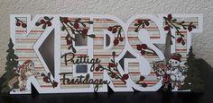 Kerst kaart Christmas Cards, Creative, Crafts, Craft Ideas, Inspiration, Xmas Greeting Cards, Biblical Inspiration, Manualidades, Xmas Cards