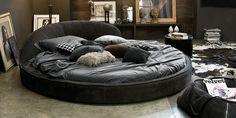cama redonda diseño - Buscar con Google
