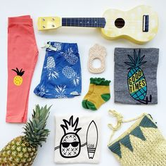 Summer is coming so we're embracing the pineapple trend with these favorites! Tap for details!☀️