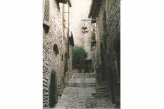 A street in Assisi