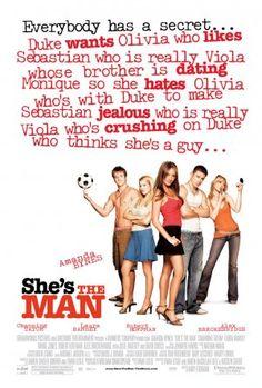 She's The Man (2006) starring: Amanda Bynes and Channing Tatum
