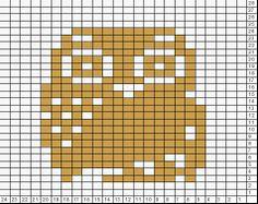 Tricksy Knitter Charts: uiltje (59279) Knitting Charts, Filet Crochet, Cool Tools, Tool Design, Plastic Canvas, Cross Stitch, Tapestry, Birds, Patterns