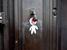 SCENOGRAFIE URBANE: Street Art: quando la città incontra la fantasia