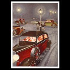 Dunlop Tyres Advert 1933.  DOCKERILLS AUTOMOBILE ADVERTISING REFERENCE - Kevin Dockerill - Picasa Web Albums