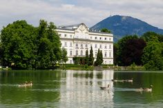 Sound of music - Von Trapp house. Taking my mum here someday soon, her absolute favourite movie is the Sound of Music.