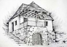 traditional Romanian architecture - Google Search -  - #Architecture