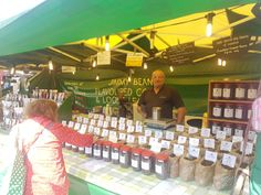 Jimmy Bean... Newtownards Continental Market... Sunday 22nd - Wednesday 25th May 2016
