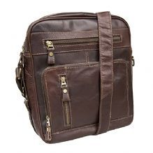 Leather Flight Bag