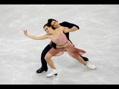 Tessa Virtue and Scott Moir win gold at Four Continents | CBC Sports - YouTube