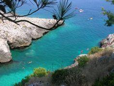Marina di Andrano . ITALIA
