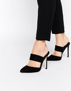 I'm in love with these heels. I wish I could wear them for my next night out.   Find them here: http://asos.do/xM1QyH