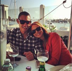 Surprise! Stacy Keibler and Jared Pobre Marry in Mexico