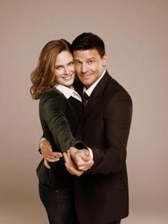 Brennan and Booth Bones moments