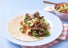 Try our delicious Beef Fajita recipe, it's super easy and can be adapted to suit the whole family.