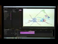 How to Make an Animated Travel Map - Premiere Pro CC - YouTube