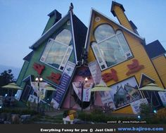 Funny Houses Around The World You Never Seen Before (59 Photos) http://marjan.yourfreedomproject.com