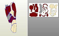 Click image for larger version. Name: Views: 5074 Size: KB ID: 205232 Iron Man Suit, Iron Man Armor, Batman Mask Template, Iron Heart Marvel, How To Make Iron, Iron Man Fan Art, Spiderman, Cardboard Costume, Ironman