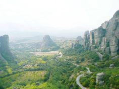 Fotografía: Justo Palma- Meteoras. Kalambaca Mykonos, Santorini, Macedonia, Albania, Montenegro, Tours, River, Outdoor, Sand Beach