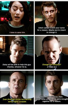 Daisy, Lincoln, coulson agents of shield Lincoln Agents Of Shield, Marvels Agents Of Shield, Peggy Carter, Agent Carter, Agents Of S.h.i.e.l.d, Luke Mitchell, Marvel Show, Super Soldier, Boy Meets World