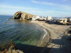 Cabo de Gata. Alojamiento