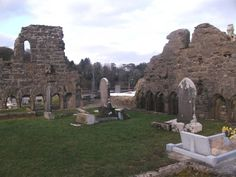Donegal Town Graveyard, County Donegal