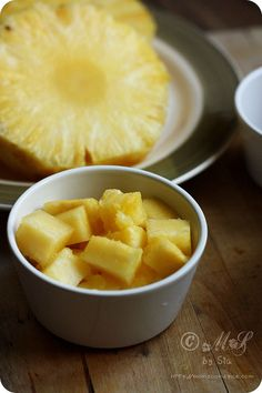 Ananas Sasam/Pineapple Sasve Recipe | Pineapple in Coconut-Mustard Curry