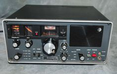 Sears-Branded-Yaesu-FRG-7-Shortwave-Communications-Receiver
