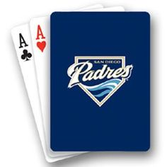 San Diego Padres Playing Cards